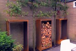ADEZZ Burni wood storage